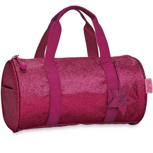 303025: Bixbee Sparkalicious Ruby Raspberry Duffle - Small