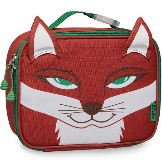 304025: Bixbee Fox Lunchbox