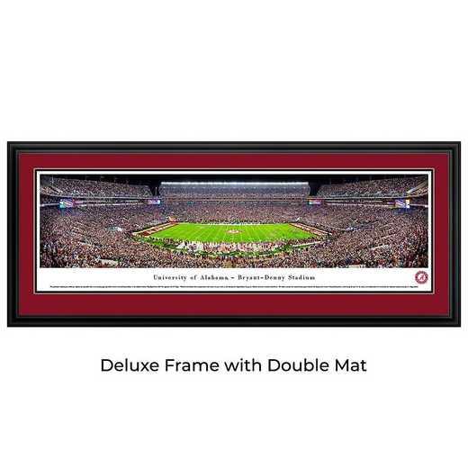 Alabama Crimson Tide Football - Panoramic Print