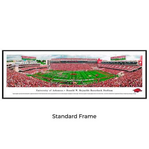 UAR8F: Arkansas Razorback Football #8, Standard