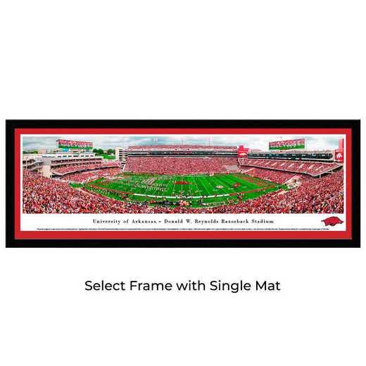 UAR8M: Arkansas Razorback Football #8 - Select