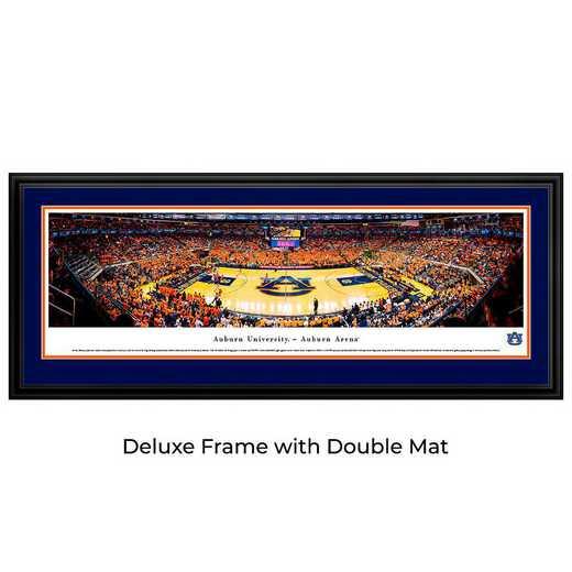AUB8D: BW Auburn Tigers Basketball- Deluxe