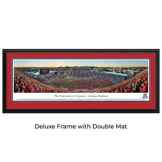 Arizona Wildcats Football - Stripe - Panoramic Print