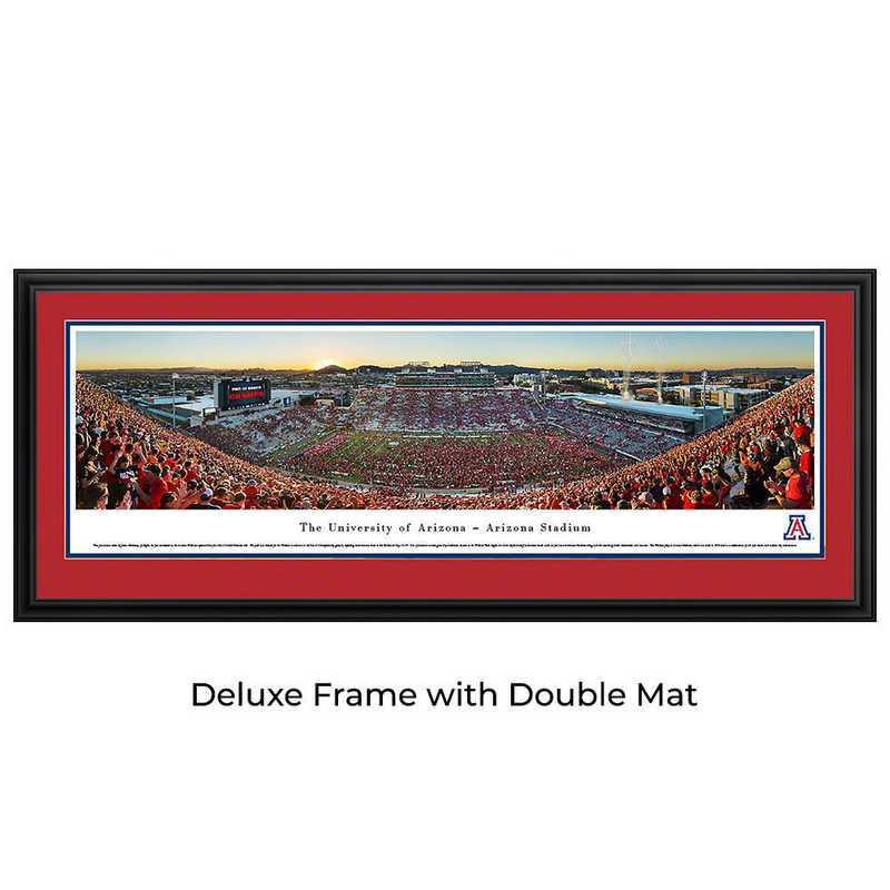Arizona Wildcats Football - Stripe - Panoramic Print
