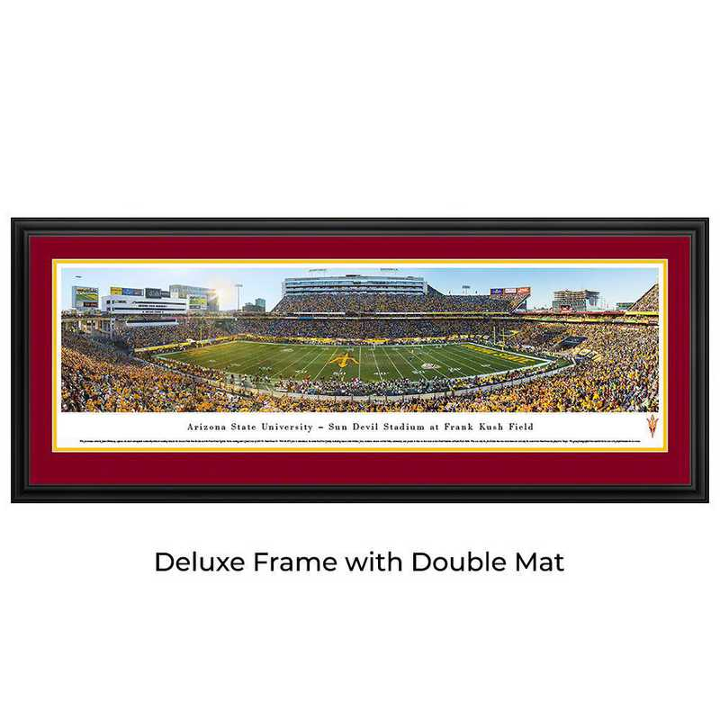 Arizona State Sun Devils Football - Panoramic Print