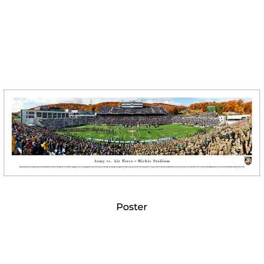 ARMY1: Army vs Air Force Football #1 - Unframed Poster