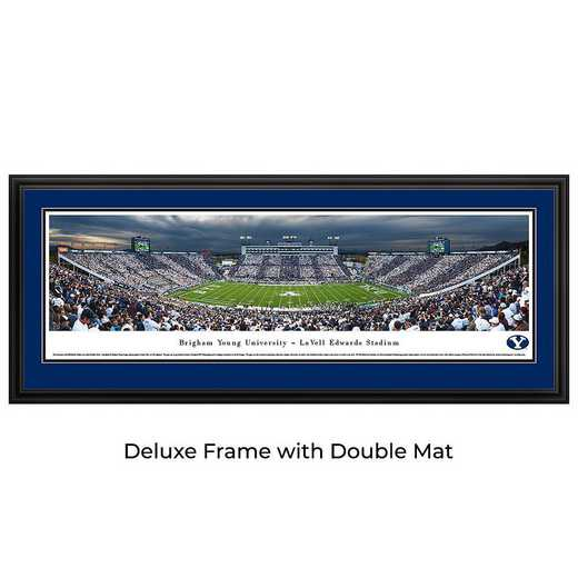 BYU Cougars Football - Panoramic Print