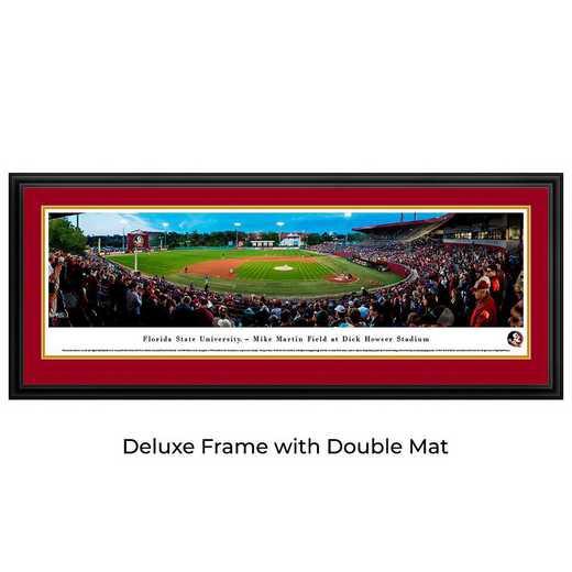 FSU6D: Florida State Seminoles Baseball, Deluxe Frame