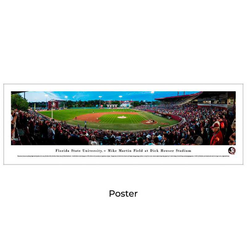 FSU6: Florida State Seminoles Baseball, Unframed