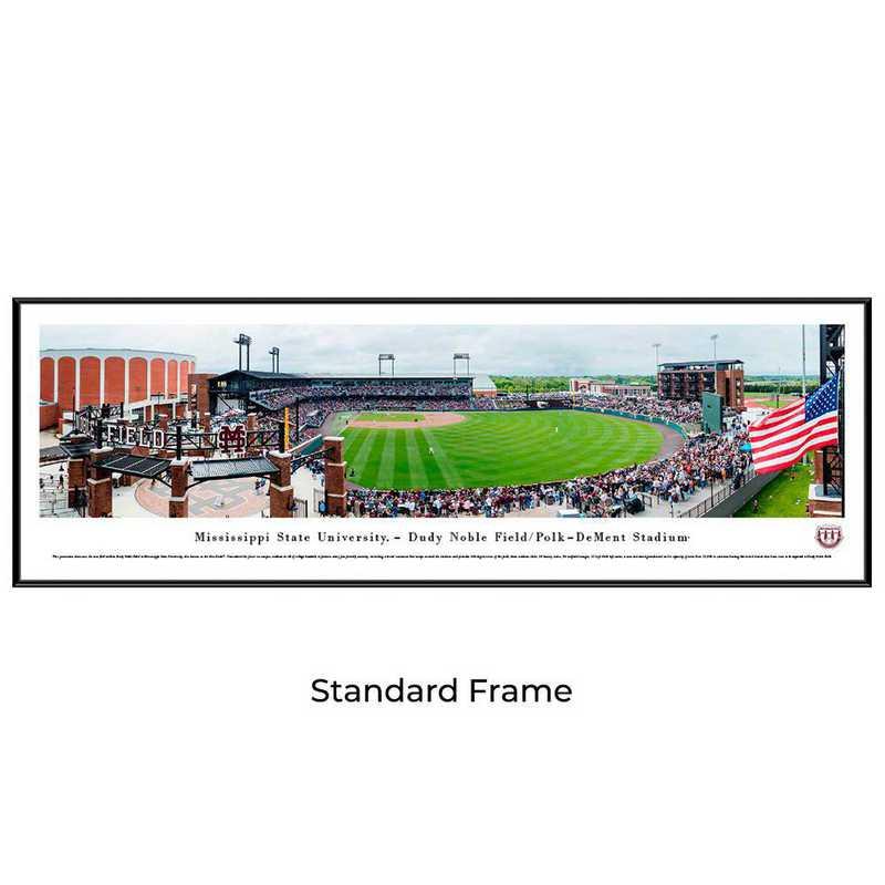 MSSU7F: Mississippi State Bulldogs Baseball, Standard Frame