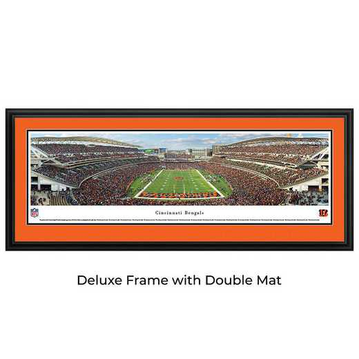 Cincinnati Bengals - End Zone - Panoramic Print