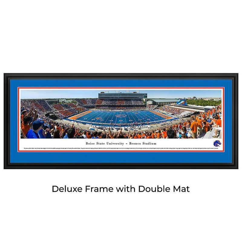 Boise State Broncos Football - Panoramic Print