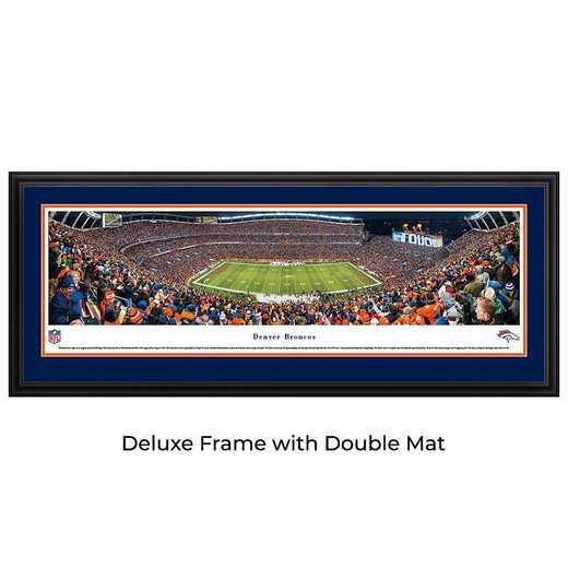 Denver Broncos - Panoramic Print