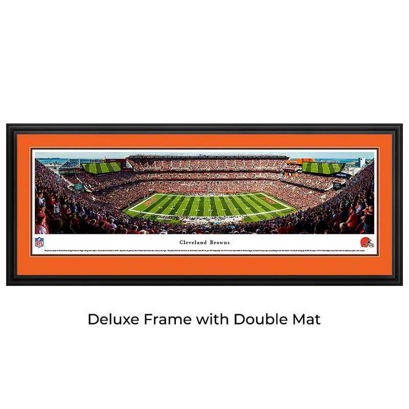 Cleveland Browns - Panoramic Print