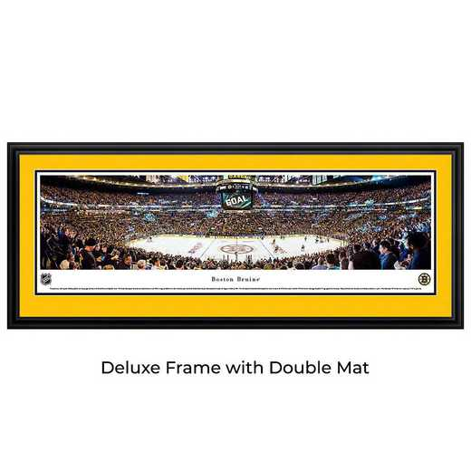 Boston Bruins - Center Ice - Panoramic Poster