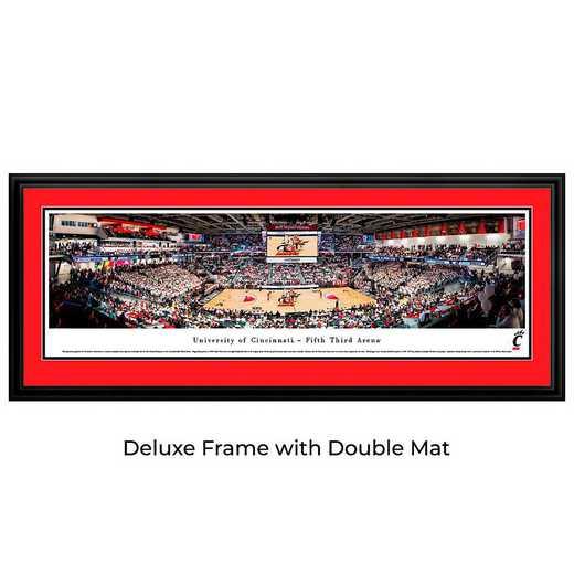 UCIN3D: Cincinnati Bearcats Basketball #3 - Deluxe