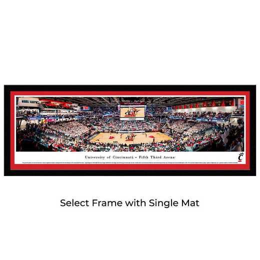 UCIN3M: Cincinnati Bearcats Basketball #3 - Select