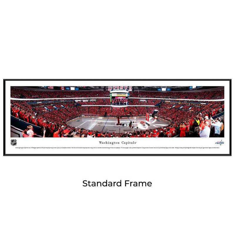 NHLCAP4F: Washington Capitals Hockey #4 - Standard