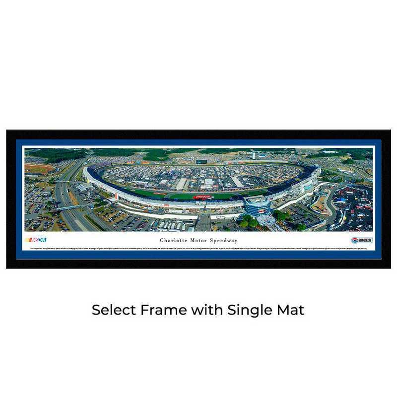 CMS3M: Charlotte Motor Speedway- Select Frame