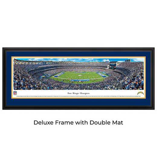 San Diego Chargers - Panoramic Print