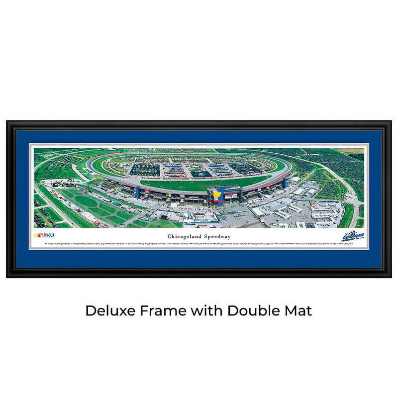CLS1D: Chicagoland Speedway, Deluxe