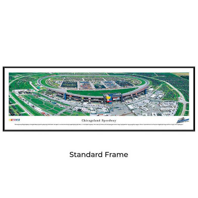 CLS1F: Chicagoland Speedway- Standard Frame