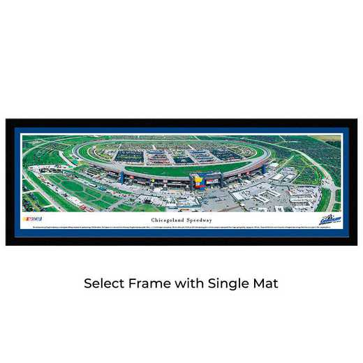 CLS1M: Chicagoland Speedway- Select Frame