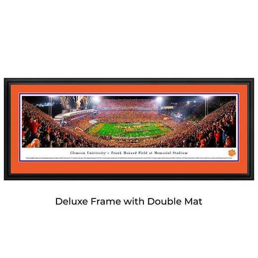 CLEM5D: Clemson Tigers Football #5 (50 Yd) - Deluxe