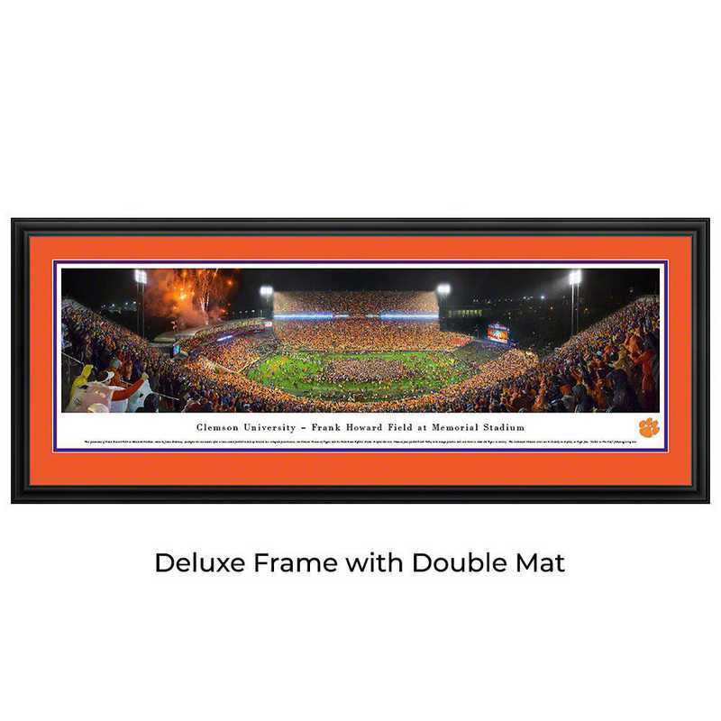 Clemson Tigers Football - Panoramic Print