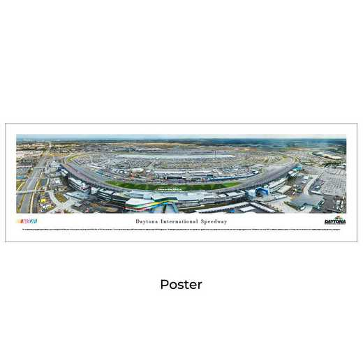 DIS5: Daytona International Speedway, Unframed Poster