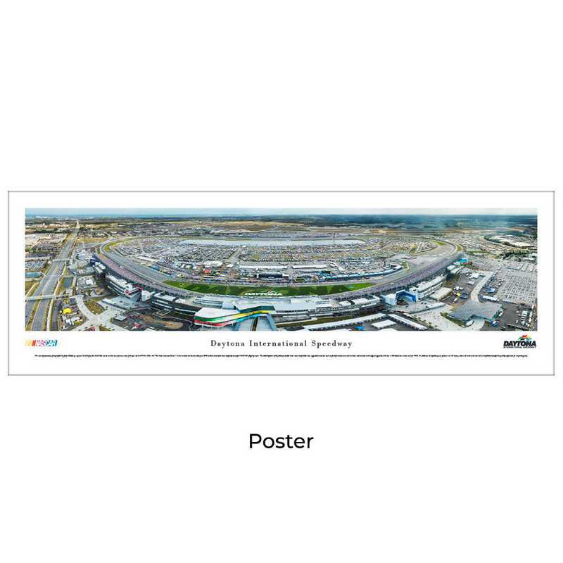 DIS5: Daytona International Speedway, Unframed Poster
