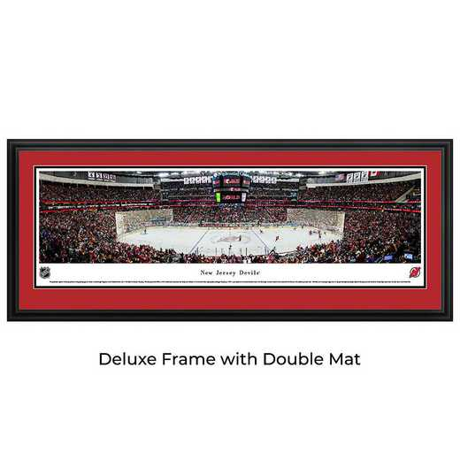 New Jersey Devils - Center Ice - Panoramic Poster