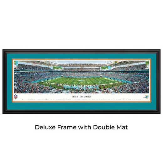 Miami Dolphins - Panoramic Print