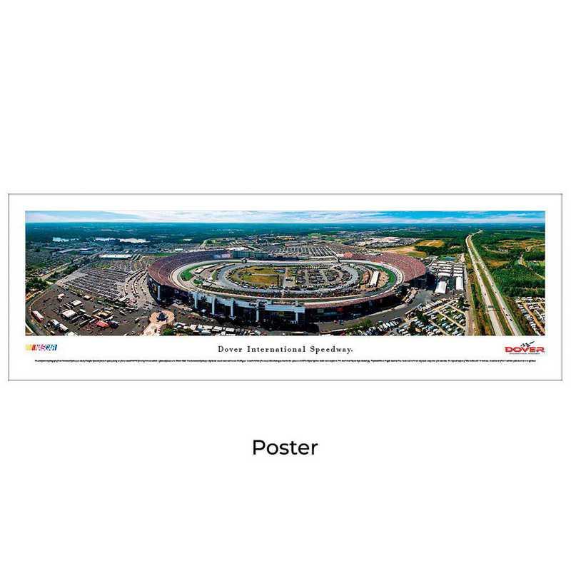 DVIS1: Dover International Speedway, Unframed Poster