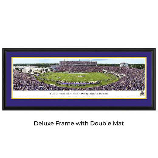 East Carolina Pirates Football - Panoramic Print