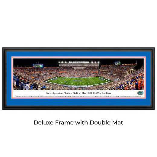 Florida Gators Football - 50 Yard Line - Panoramic Print