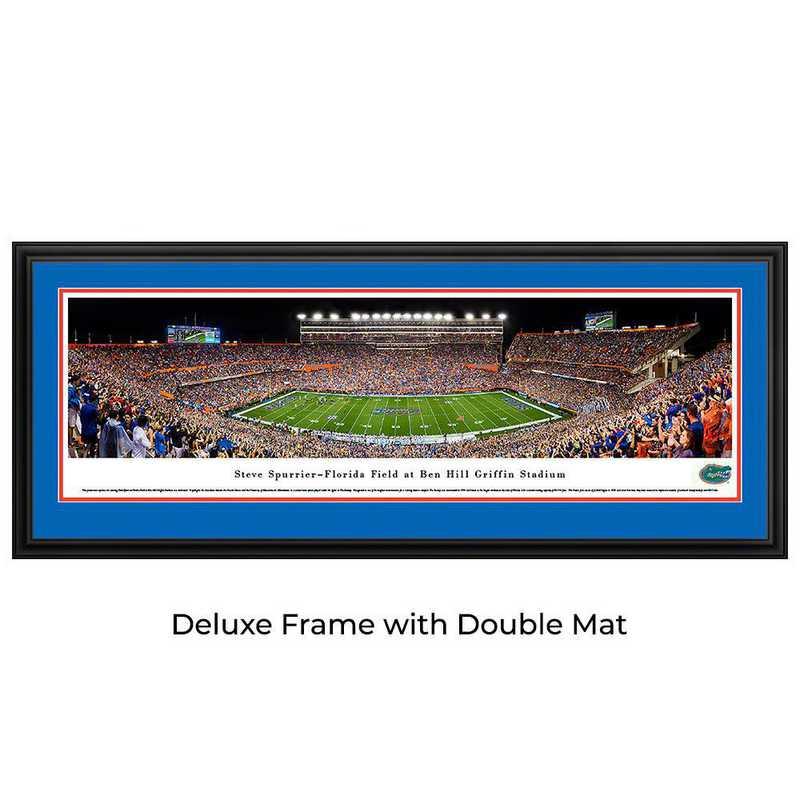 Florida Gators Football - 50 Yard Line - Panoramic Print