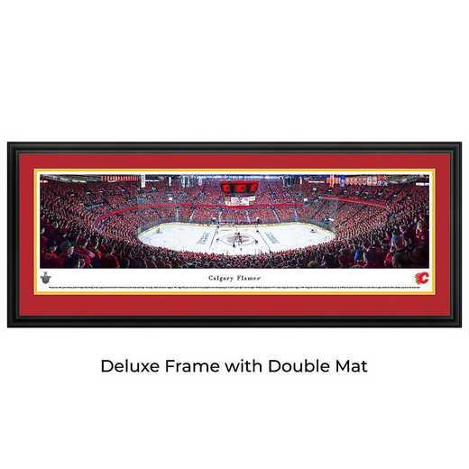 Calgary Flames - Center Ice - Panoramic Poster