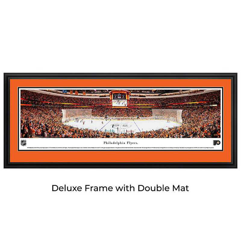 Philadelphia Flyers - Center Ice - Panoramic Poster