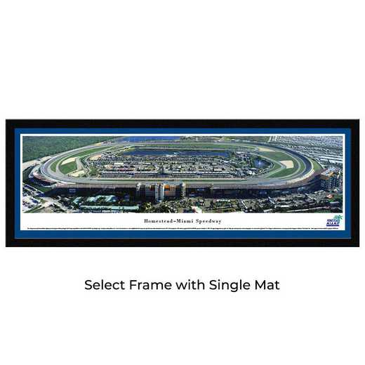 HMS1M: Homestead-Miami Speedway- Select Frame