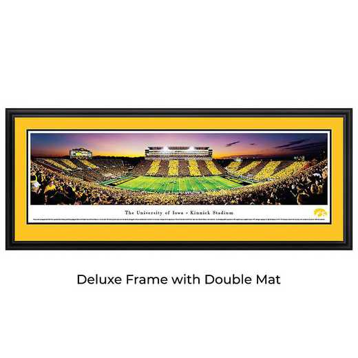 Iowa Hawkeyes Football - Stripe - Panoramic Print