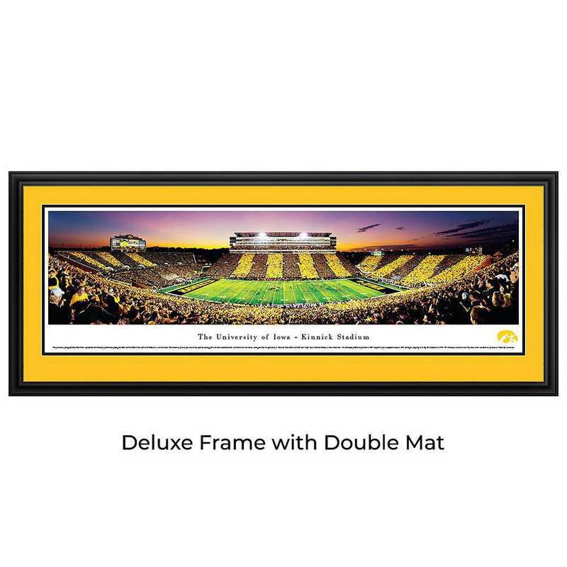Iowa Hawkeyes Football - Stripe - Panoramic Print