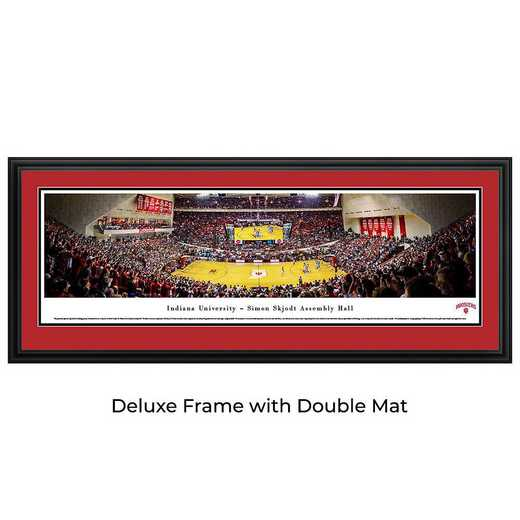 Indiana Hoosier Basketball - Panoramic Print