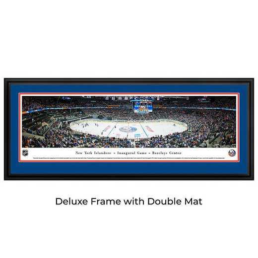 New York Islanders - 1st at Barclays - Panoramic Poster