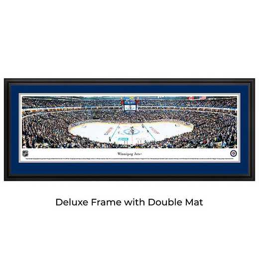Winnipeg Jets - Center Ice - Panoramic Poster