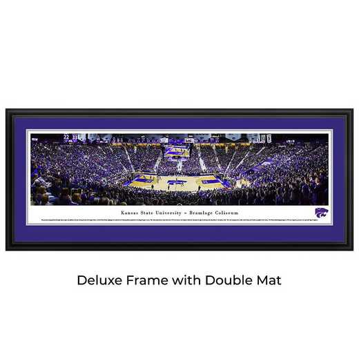 Kansas State  Basketball - Panoramic Print