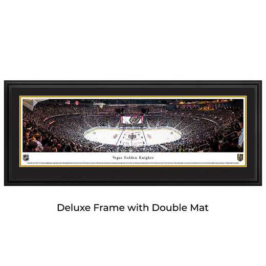 Vegas Golden Knights -Inaugural Game - Panoramic Poster
