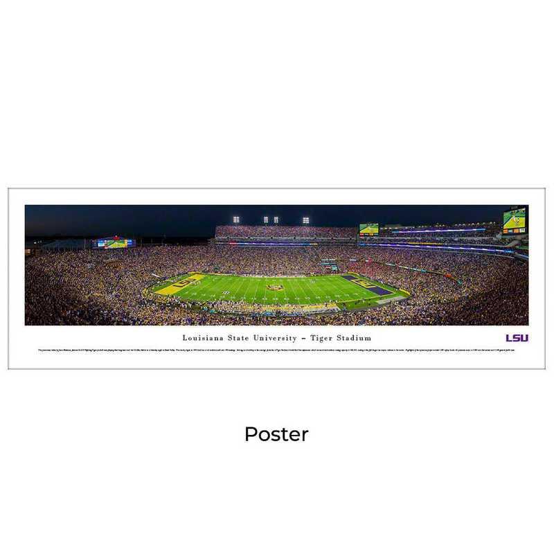 LSU4: LSU Tigers Football #5, Unframed Poster