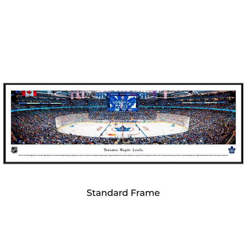 NHLMAP4F: Toronto Maple Leafs Hockey #4, Standard