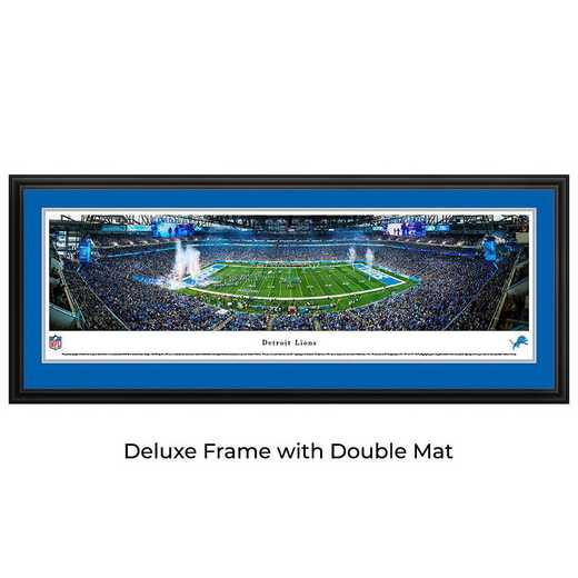 Detroit Lions - Panoramic Print